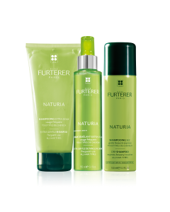 NATURIA Gentle Cleansing Kit
