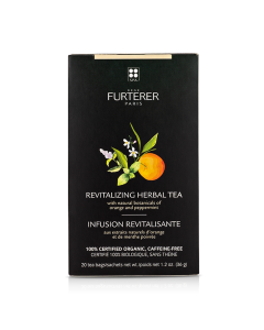Revitalizing Herbal Tea