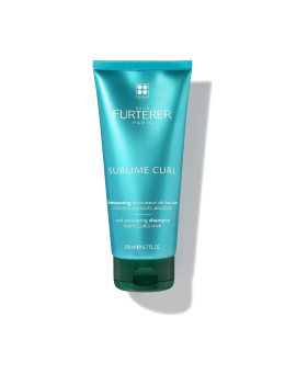 SUBLIME CURL curl activating shampoo