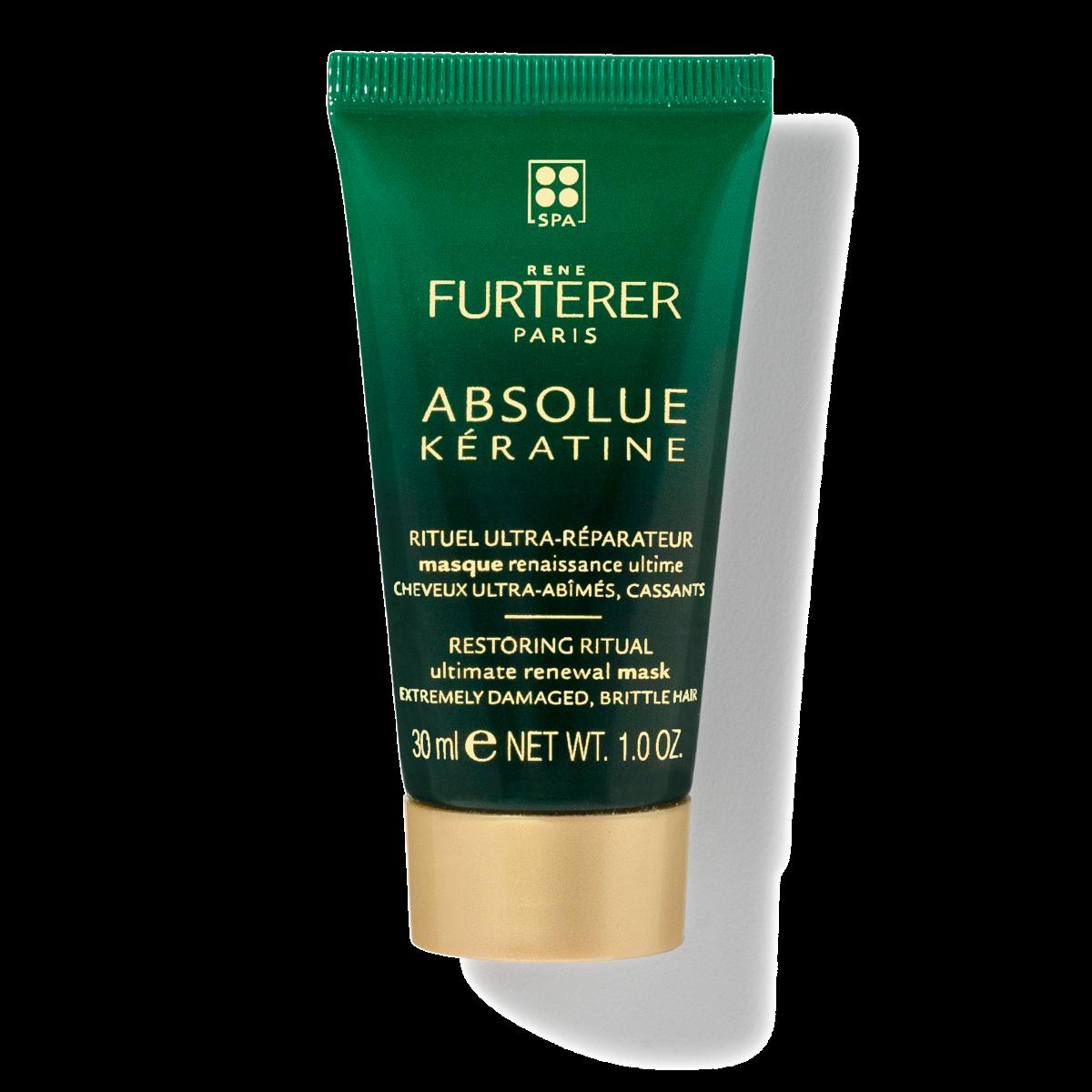 Rene Furterer ABSOLUE KERATINE Ultimate Renewal Mask