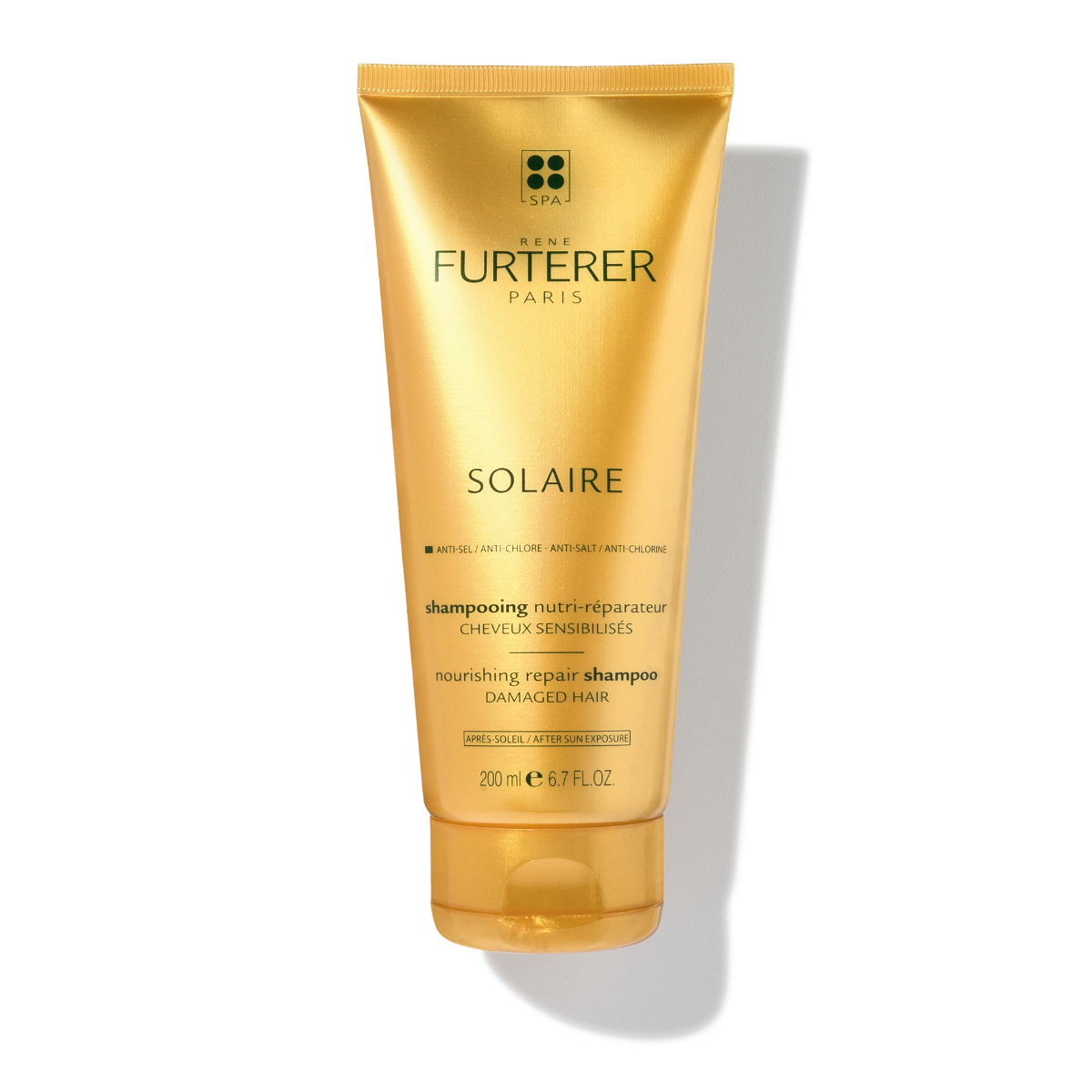 Rene Furterer SOLAIRE nourishing repair shampoo