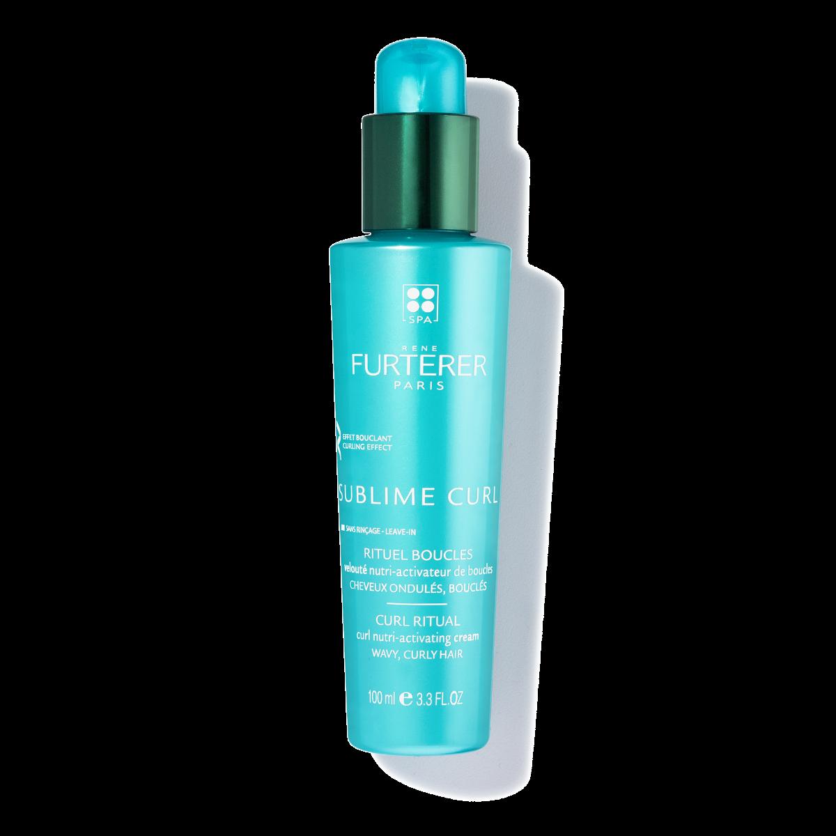 Rene Furterer SUBLIME CURL Curl Nutri-Activating Cream