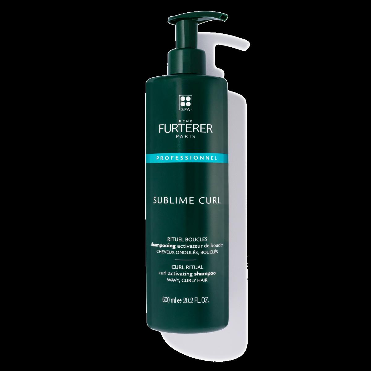 Rene Furterer SUBLIME CURL curl activating shampoo